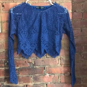 For love and lemons blue crop